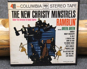 New Christy Minstrels Ramblin' Reel to Reel Tape 7-1/2 ips Play Tested EXC