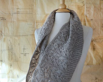 Waverleigh Cowl Knitting Pattern PDF