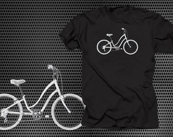 Bicycle T Shirt Bicycle Tshirt Bike Fan