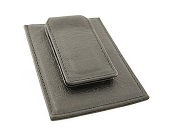 Capella Slim Money Clip Wallet