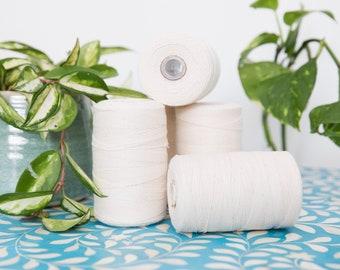 100% Aussie Cotton Warp - 200g Roll