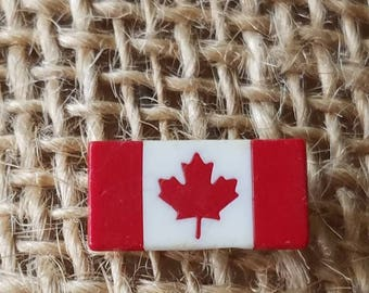 Vintage Canada tie or lapel  pin  Free shipping in USA