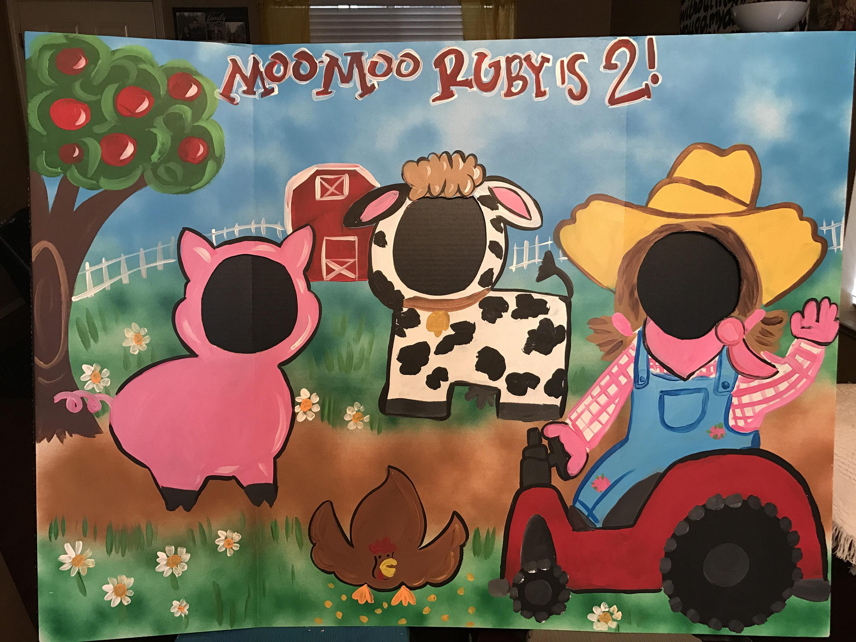 Farm Party Farm Birthday Farmer Party cowboy Party Barn