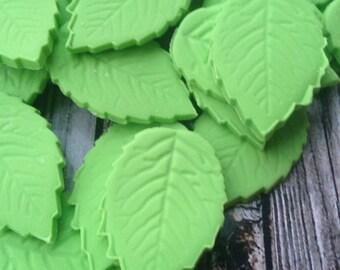 Edible leaves