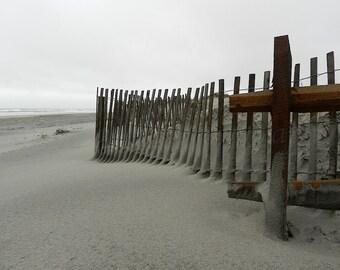 Neutral Beach Photography, Minimalist Art Landscape Photography, Grey Beach Decor, Beach Prints, Beach Art, Coastal Wall Art Gray