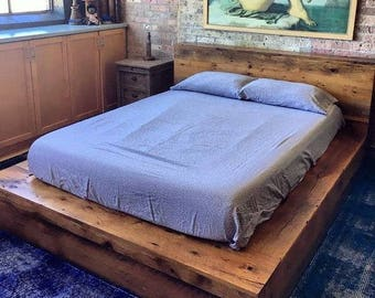 Modern Zen Box Bedframe