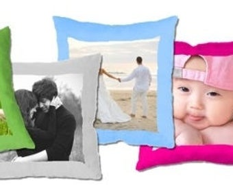 Personalized Pillow 17x17