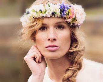 Wedding Accessory Flowercrown