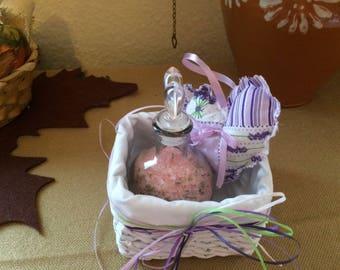 Handmade Lavender set