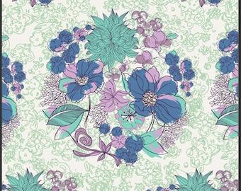 SALE 1 Yard Poetica Serenade Daylight by Pat Bravo for Art Gallery Fabrics