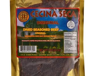 Spanish Style Beef Jerky (Original Flavor)
