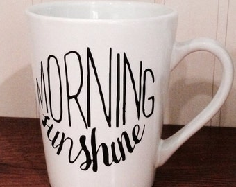 Hello Sunshine Coffe Mug