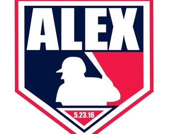 Baseball Bar Mitzvah Logo