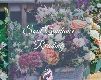 Soul Guidance Reading - Psychic Intuitive