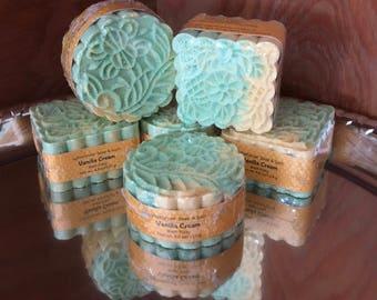 Vanilla Cream Bath Fizzy
