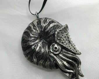 Nautilus Ornament
