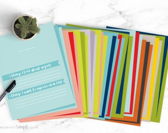 Creative Journal Pages for ADULTS