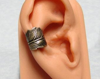 Woodland Leaves Ear Cuff ( L2 )