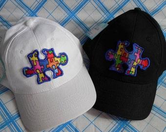 Autism Adult Baseball Caps