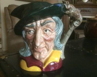 Royal Doulton Pied Piper large character mug, D6403