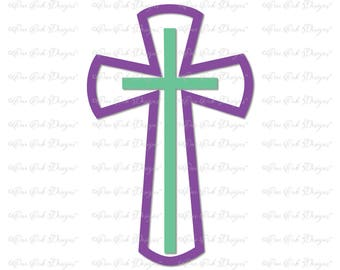 Cross SVG File DXF / pdf / png / jpg  SVG File for Cameo svg File for Cricut Explore and other electronic cutters