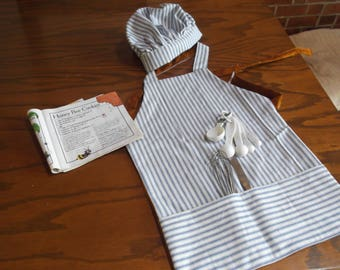 Child's chef outfit