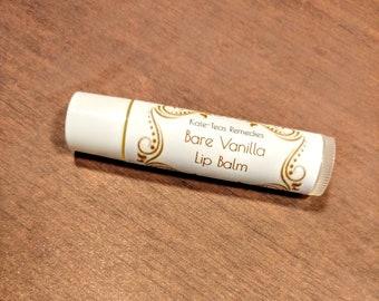 Bare Vanilla  Lip Balm