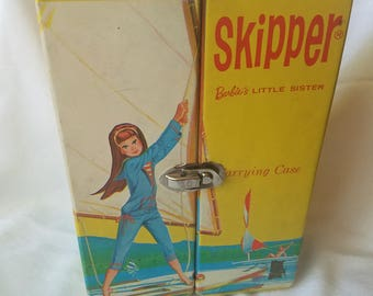 Vintage Skipper Carrying Case