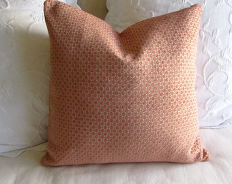 Chenille decorative Pillow Cover 18x18 20x20 22x22 24x24 26x26 coral reef