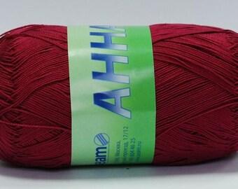Crochet thread size 10, mercerized cotton, ANNA, 100g/ 579 yds #321