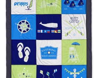 West Dennis Destination Blanket
