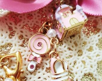 Sweet Ballerina Pearl Necklace