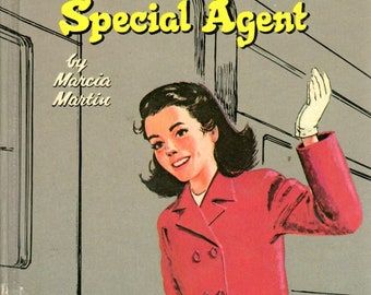 Donna Parker Special Agent (Whitman)