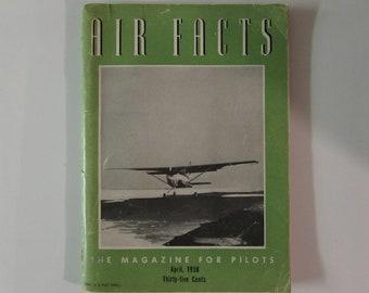 Air Facts Magazine April 1956