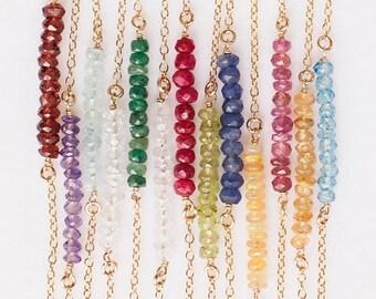 Necklaces - Gem Bar