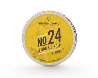 NO: 24 Lemon & Ginger  Infusion