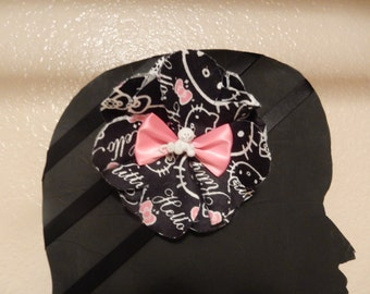 Hello Kitty Hair Flower