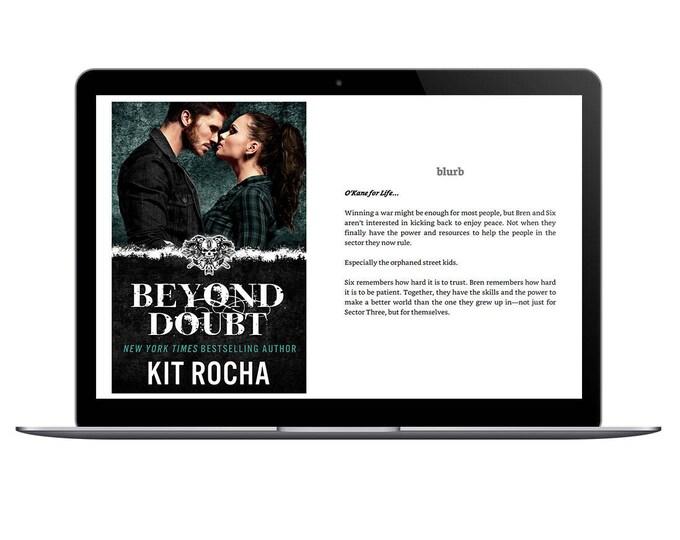 Ebook: Beyond Doubt (O'Kane for Life, Novella #1)