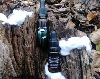 Beard oil 30ml barbarian