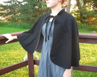 RESERVED ORDER--- Lace capelet -