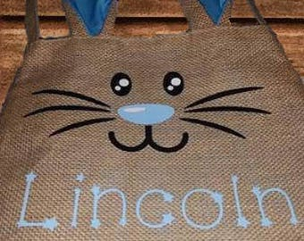 Custom Easter Bunny Bag *SALE* *FREE SHIPPING*
