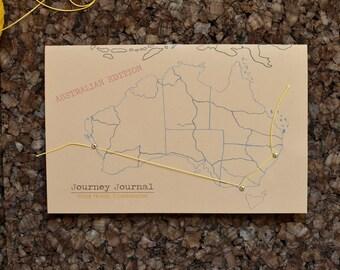 Journey Journal AUSTRALIA Edition