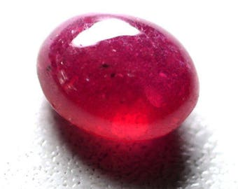 5.43 Ctw 10x8 Mm Fabulous Color Best Starting Sale In Auction Natural Ruby