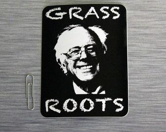 Bernie Sanders - Grass Roots Bumper Sticker
