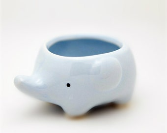 More in Stock!!! Cute Animal Planter - Elephant