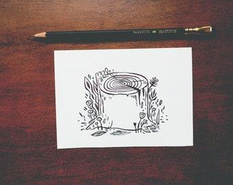Stump - Ink Sale