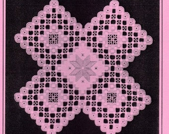 Book of Hardanger, Embroidery Favorites. 7849.