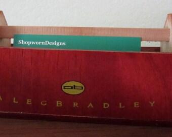 Desk caddy,business card holder, storage