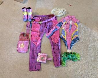Rapunzel Inspired  Siren Costume (Borderlands)