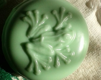Green Tree Frog soap